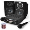 Electronic-Star Karaoke szett Pony`s Ranch, erosíto, hangfalak, mikr. szett