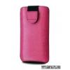 Redpoint Galaxy S3 mini méretű bőr slim tok,Pink