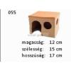 Kerámia M055 kocka ház nagy