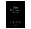 Canon PT-101 A4 20lap Pro Platinum fotópapír fotópapír