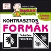 Deákné B. Katalin Babák könyvtára - Kontrasztos formák fekete-fehérben