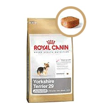 Royal Canin Yorkshire Terrier Junior 7,5kg kutyaeledel