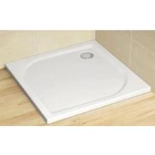 Radaway Delos C/akryl zuhanytálca 80*80 kád, zuhanykabin