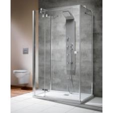 Radaway Almatea KDJ+S zuhanykabin 80x120 kád, zuhanykabin