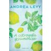 Andrea Levy A citromfa gyümölcse