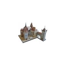 CubicFun 3D makett - Vajdahunyad vára puzzle, kirakós