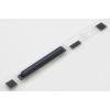 Sony C5303 Xperia SP hangerő állító gomb fekete*