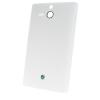Sony ST25 Xperia U akkufedél fehér*