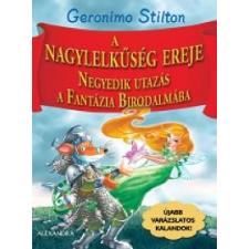 Geronimo Stilton A nagylelkűség ereje gyermek- és ifjúsági könyv