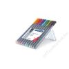 STAEDTLER Rollertoll készlet, 0,4 mm, STAEDTLER Triplus, 10 különböző szín (TS403SB10)