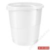 ESSELTE Papírkosár, 14 liter, ESSELTE Europost, Vivida fehér (E623945)
