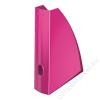 Leitz Iratpapucs, műanyag, 60 mm, LEITZ Wow, metál rózsaszín (E52771023)