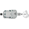 Hazet Torx dugókulcs betét 12,5 mm (1/2) szerszám meghajtás 12,5 mm (1/2) Hazet 900-E12