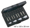 Hazet Torx dugókulcs-/csavarhúzó készlet, 32 részes, Hazet 1557/32 csavarhúzó