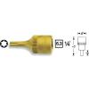 Hazet Torx csavarhúzófej 6,3 mm (1/4), Hazet 8502-T15