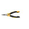 Wiha ESD kerekcsőrű fogó, 120 mm, Wiha Professional 26804