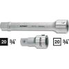 Hazet Dugókulcs hajtószár hosszabbító, 20 mm (3/4), Hazet 1017-8
