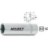 Hazet Dugókulcsfej 4 mm, 6,3 mm (1/4), Hazet 850LG-4
