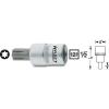 Hazet Sokszögű csavarhúzó betét 12,5 mm (1/2) Kulcstávolság 7mm szerszám meghajtás 12,5 mm (1/2)Hazet 991-7