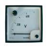 Weigel Lágyvasas mérőműszer átkapcsolóval, beépíthető lágyvasas műszer 0 - 500 V/AC Weigel EQ 96 SWT