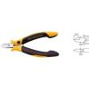 Wiha ESD oldalcsípő fogó, vágási átmérő: lágy huzal 1,2 mm, Wiha Professional 26826