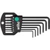 Wiha Torx imbuszkulcs készlet klasszikus tartóval, 7 részes, Wiha 371RIPHM7 MagicSpring 29208