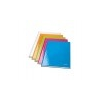Leitz Beíró, A5, kockás, 80 lap, keményfedeles, lakkfényû, LEITZ Wow, kék