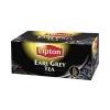 LIPTON Fekete tea, 50x1,5 g, LIPTON Earl grey
