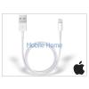 Apple iPhone 5/5S/5C/iPad 4/iPad Mini eredeti, gyári USB töltő- és adatkábel 50 cm-es vezetékkel - Lightning - ME291ZM/A (autóba ajánlott)
