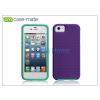 CASE-MATE Apple iPhone 5/5S hátlap - Case-Mate Tough - purple/blue