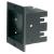 Hengstler Előlapi tartó 2-es méret, számláló modulokhoz Hengstler Typ.CR1405492