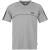 Lonsdale 2 Stripe V-nyakú férfi póló