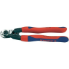 Drótkötélolló 190 mm, kovácsolt, vágóérték: Ø 7 mm, Knipex 95 62 190