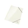 Leitz Gumis mappa, 15 mm, karton, A4, lakkfényű, LEITZ