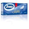 ZEWA Papír zsebkendő, 4 rétegű, 10x10 db, ZEWA