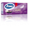 ZEWA Papír zsebkendő, 4 rétegű, 10x9 db, ZEWA