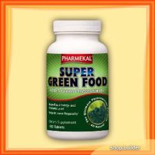 Pharmekal Health Super Green Food - 180 kapszula táplálékkiegészítő