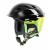 Uvex Comanche síbukósisak fekete/zöld