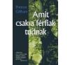 AMIT CSAK A FÉRFIAK TUDNAK - ÚJ! ajándékkönyv