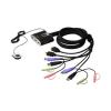 ATEN KVM Switch CS692 2PC (USB+HDMI+Audio)