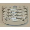 Blackberry 9900 Bold billentyűzet billentyűzet panellel fehér qwerty*