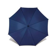 Összecsukható esernyő, sötétkék esernyő