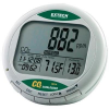 Extech Szén - dioxid mérőműszer, levegőminőség mérő, levegő hőmérséklet és páratartalom mérőműszer 0 - 9999 ppm CO2 Extech CO210