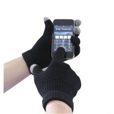 Touchscreen kötött kesztyű, L/XL