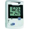 Hőmérséklet/páratartalom mérés adatgyűjtő, 2 x 20000 adat tárolással, -30…+60 °C, Dostmann Electronic LOG20