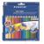 STAEDTLER Akvarell ceruza készlet, ecsettel, STAEDTLER Noris Club, 24 különböző szín (TS14410NC24)