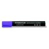 STAEDTLER Alkoholos marker, vágott, STAEDTLER Lumocolor 350, lila (TS3506)