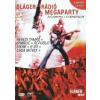 VÁLOGATÁS - Sláger Rádió Megaparty Koncert DVD