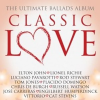 VÁLOGATÁS - Classic Love Ultimate Ballads CD
