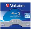 Verbatim BD-R DL 50GB 6x normál tok